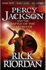 Percy Jackson and The Battle of the Labyrinth (Book 4) Paperback