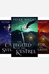 The Sylvan Chronicles (6 Book Series) Kindle Edition