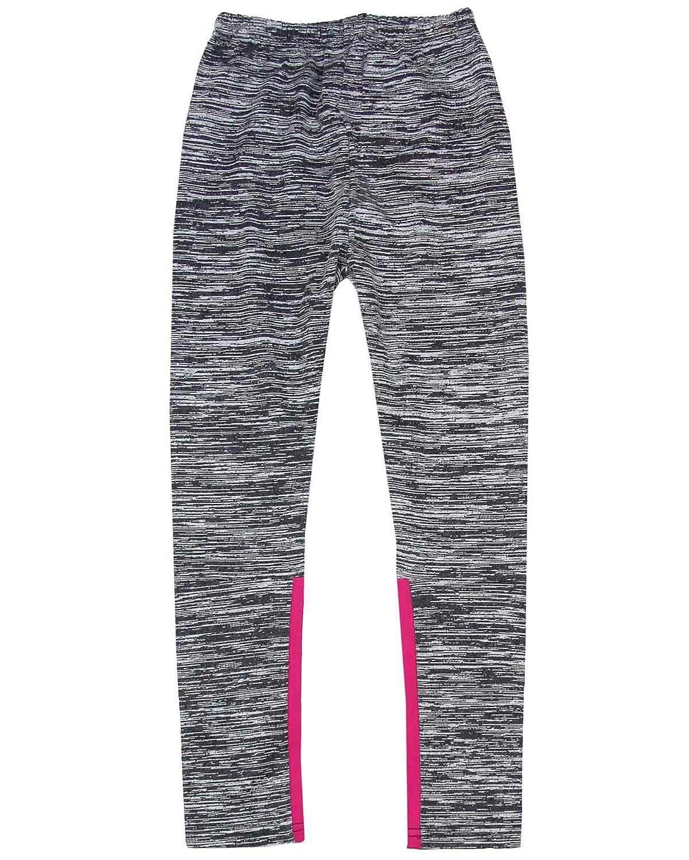 Sizes 5-12 Deux par Deux Girls Textured Leggings an Eye on Fashion