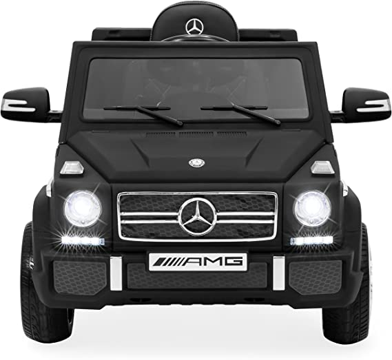 Best Choice Products 12V Kids Licensed Mercedes-Benz G65 SUV Ride On Car w/ Parent Control