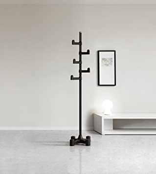 Beau LivingStar Premium Coat Rack U0026 Stand Hanger: Modern Design, Easy To  Assemble, Vertically
