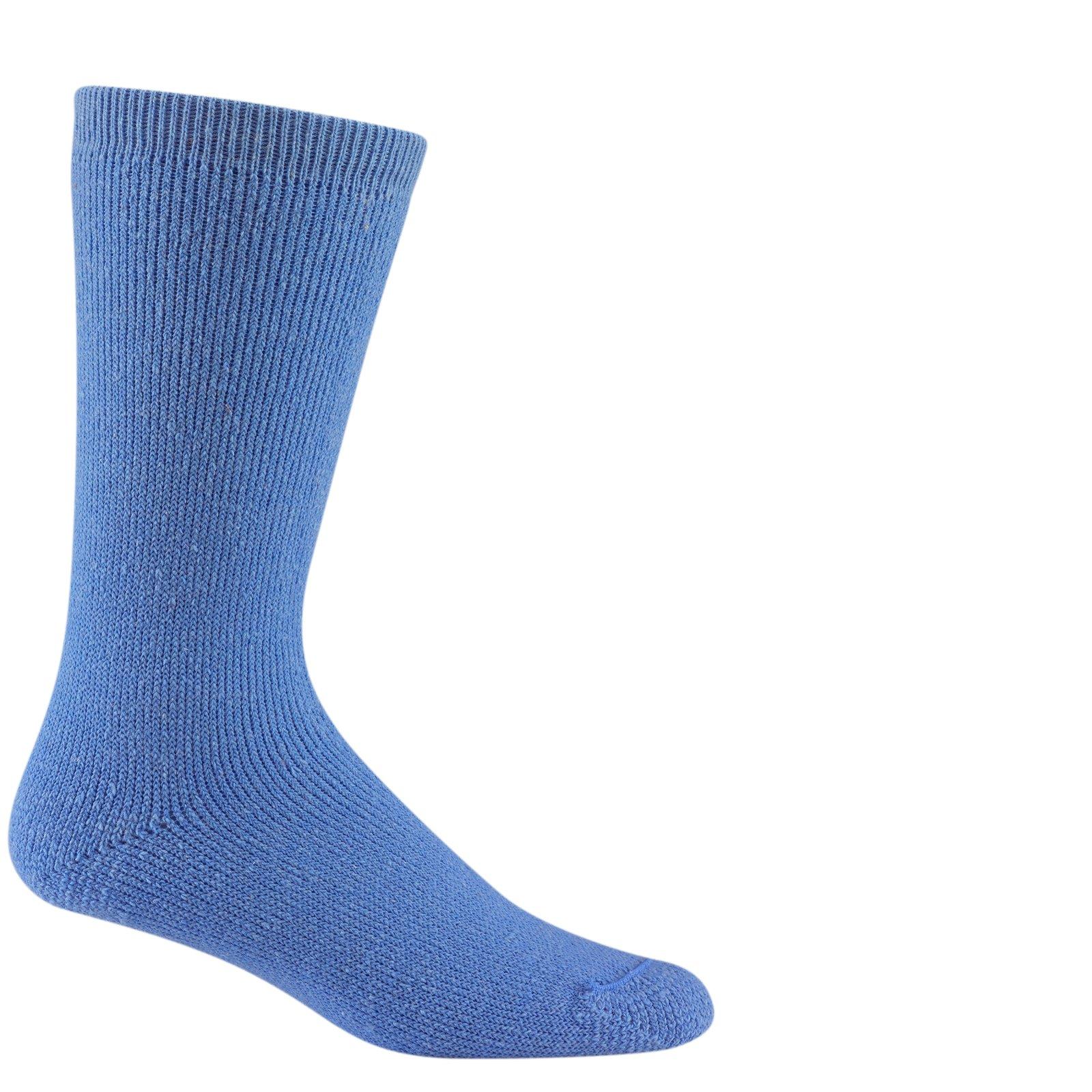 Wigwam 40 Below Socks Cornflower MD by Wigwam