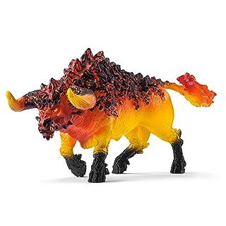Schleich-2542493 2542493 Toro di Fuoco (3), 42493