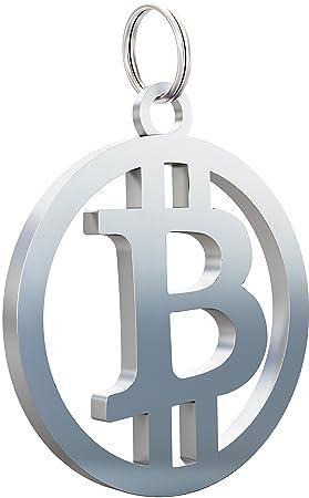 Bitcoin llavero metal: Amazon.es: Electrónica