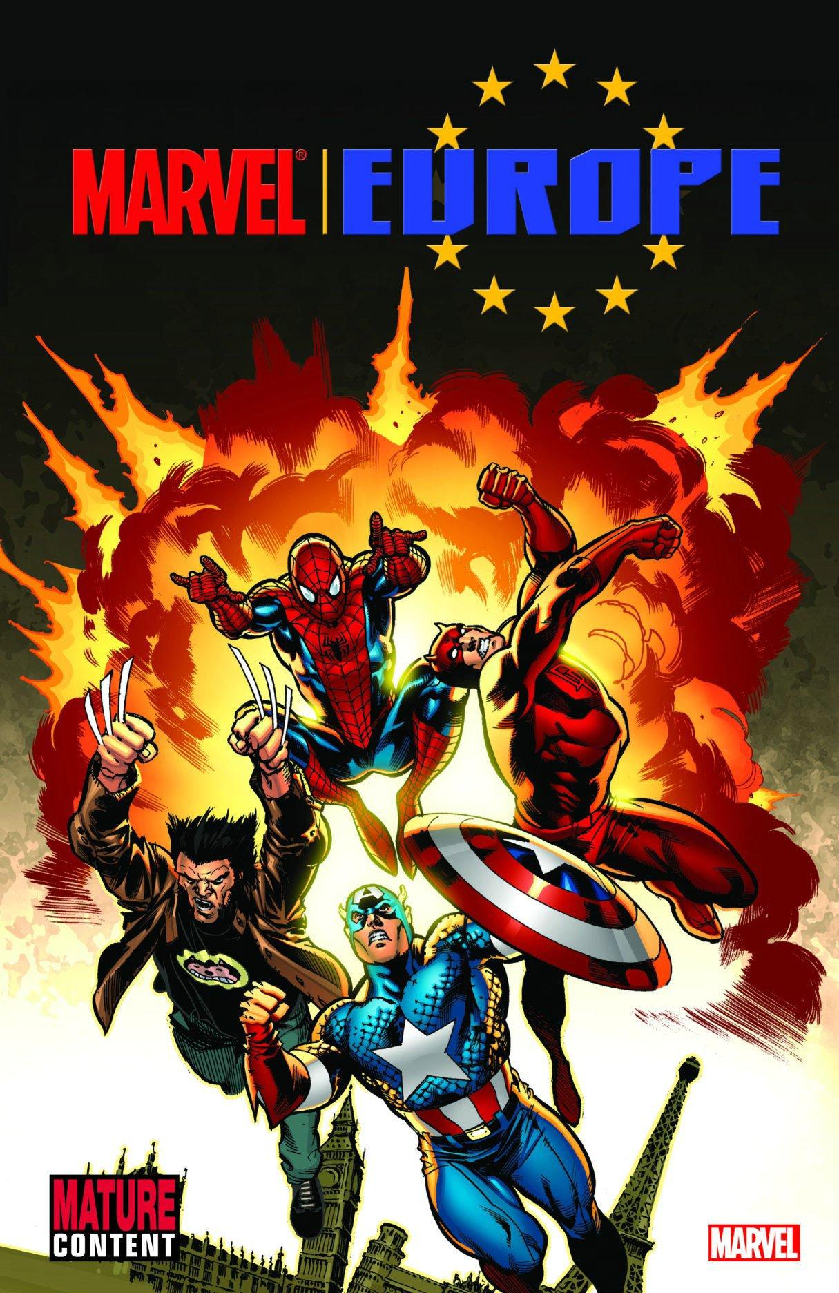 Marvel Europe