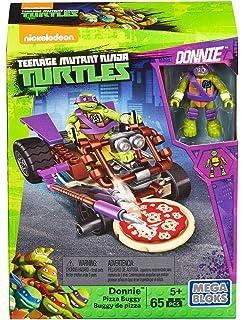 Raphael Pizza Speedster Mega Construx Teenage Mutant Ninja Turtles Ninja-Racers