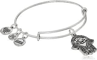 product image for Alex and ANI Hand of Fatima III Bangle Bracelet Expandable