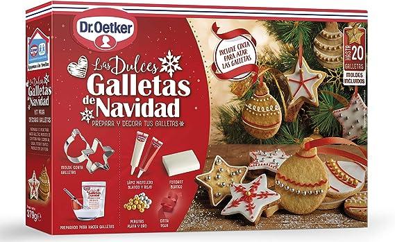 Dr. Oetker Las Dulces Galletas de Navidad, 438g, Pack de 1: Amazon ...
