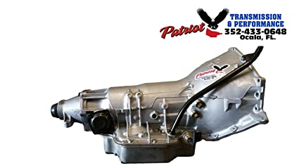 400 Turbo Transmission >> Amazon Com Gm Turbo 400 Transmission Th400 Stage 2 Race Up To 650