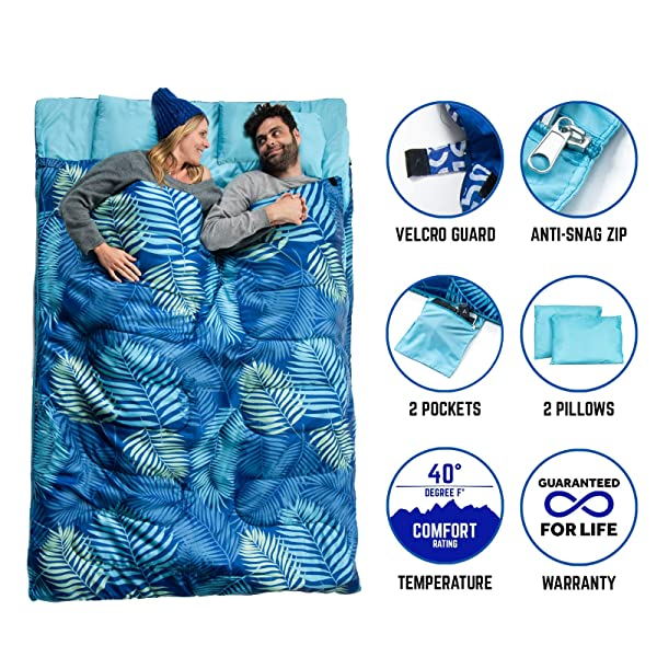 Chillbo Double Sleeping Bag