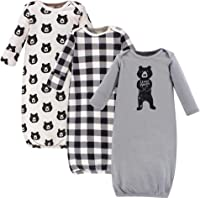 Yoga Sprout Unisex Baby Cotton Gowns