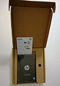 """HP Pro Tablet N6J36UT#ABA 7.86"""" 64 GB Tablet (Gray)"""
