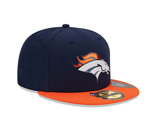 f3c3d76bd0e Amazon.com   New Era 2015 NFL Draft On Stage 59Fifty Fitted Cap   Sports    Outdoors