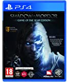 Middle-Earth: Shadow of Mordor - Game of the Year Edition (PS4)