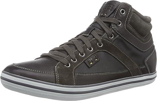 Geox U BOX E Herren Hohe Sneakers X3yv3