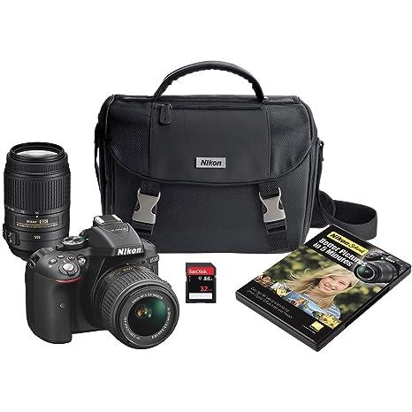 Review Nikon D5300 DX-Format Digital