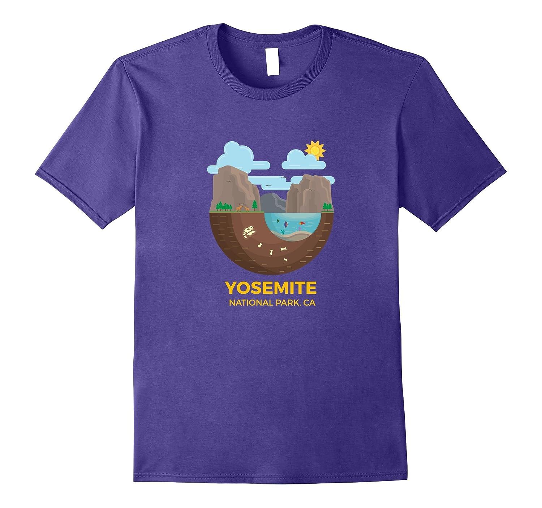 Yosemite National Park, CA Shirt-TH