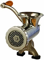 best manual meat grinder