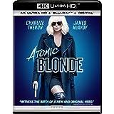 Atomic Blonde [4K Ultra HD + Blu-Ray + Digital]