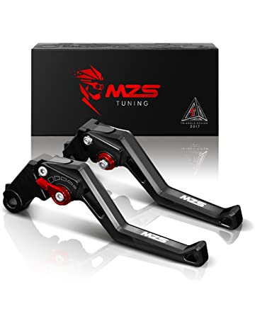 MZS CBR600 Levers Short ?Brake Clutch CNC for Honda CBR 600 F2 F3 F4 F4i
