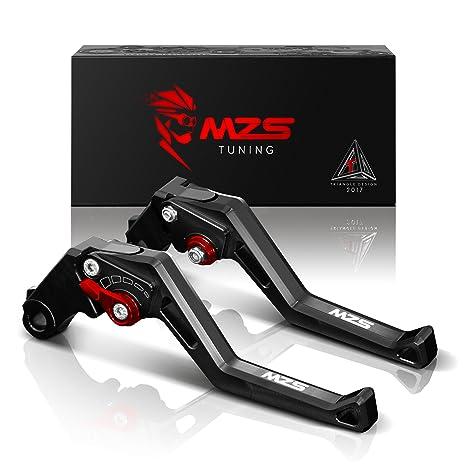 MZS Adjustment Brake Clutch Levers For Kawasaki Versys 650cc 2015 2018Versys 1000