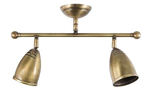 Plafoniere Ottone : Plafoniera ottone cromato v l  u ac iva inclusa