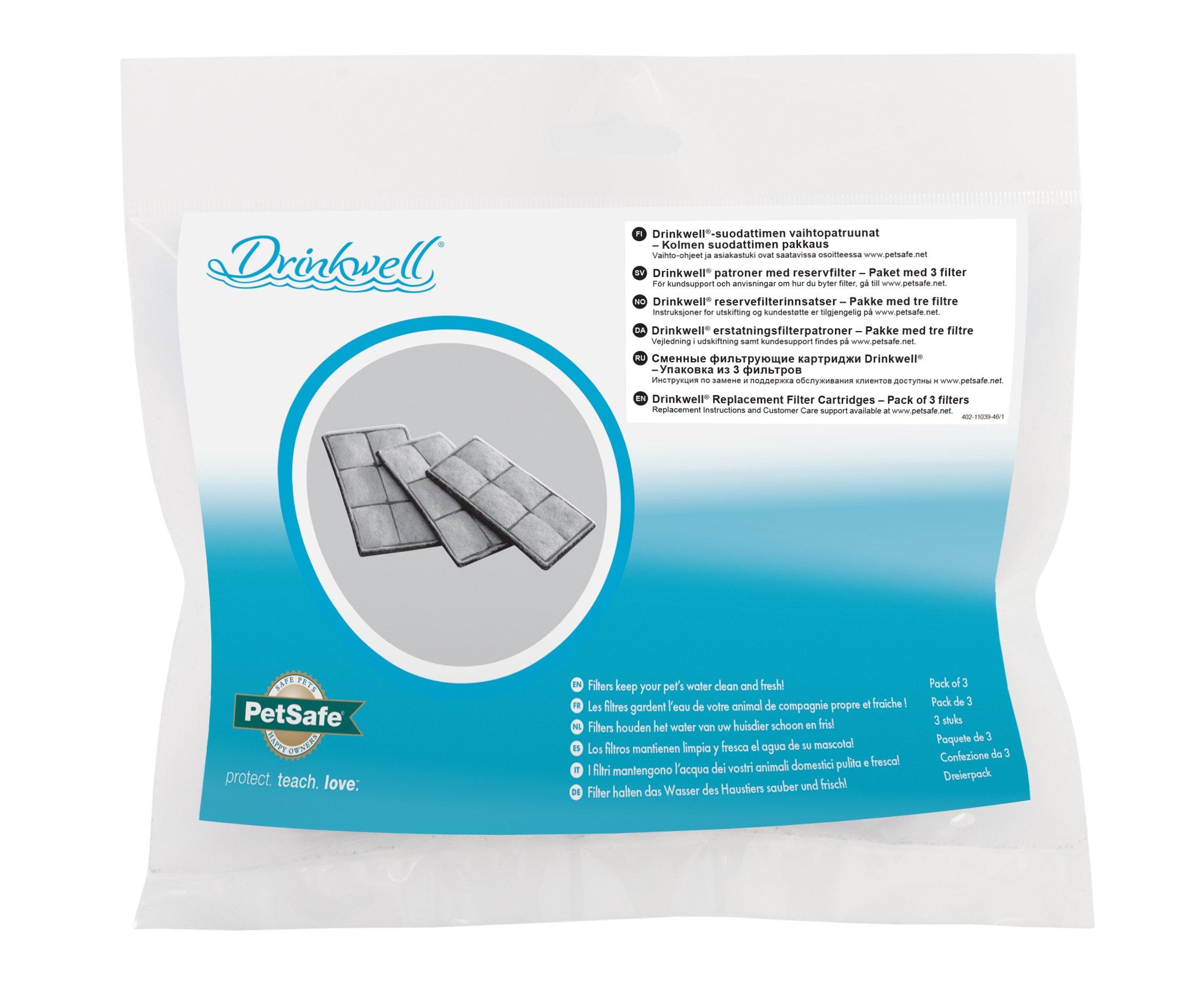 Drinkwell Filtro, envase de 3 unidades product image