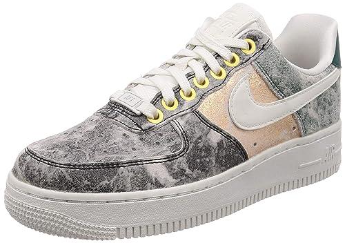 sale retailer 1ca48 70e28 Nike Wmns Air Force 1  07 Lxx, Zapatillas de Gimnasia Unisex Adulto, Blanco