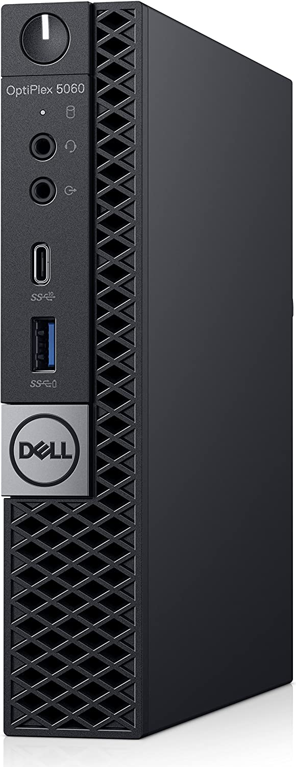 Dell OptiPlex 5070 Small Form Factor Desktop Computer - 3.0GHz Intel Core i7-9700 Eight-Core - 512GB SSD - 16GB - Win10 pro