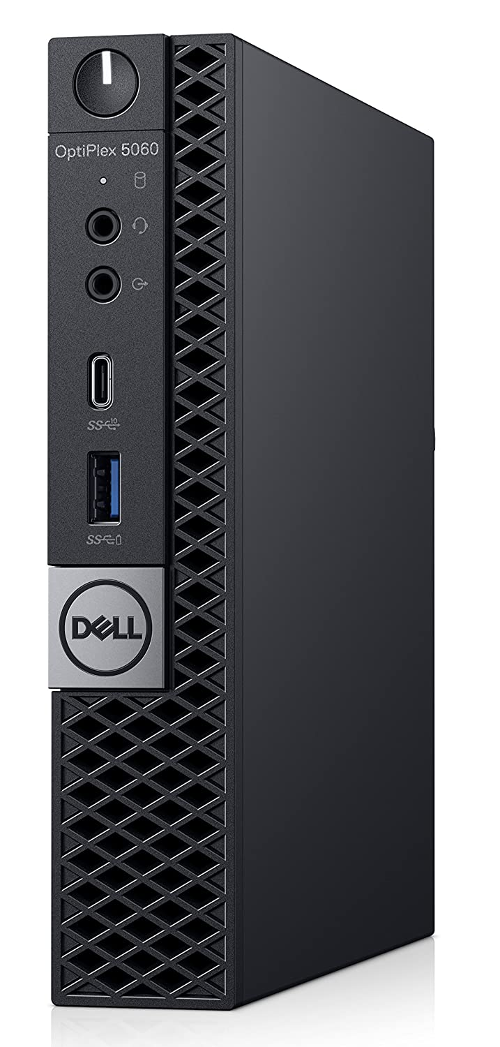 OptiPlex 5060 2,1 GHz 8ª generación de procesadores Intel® Core™ i5 i5-8500T Negro MFF Mini PC