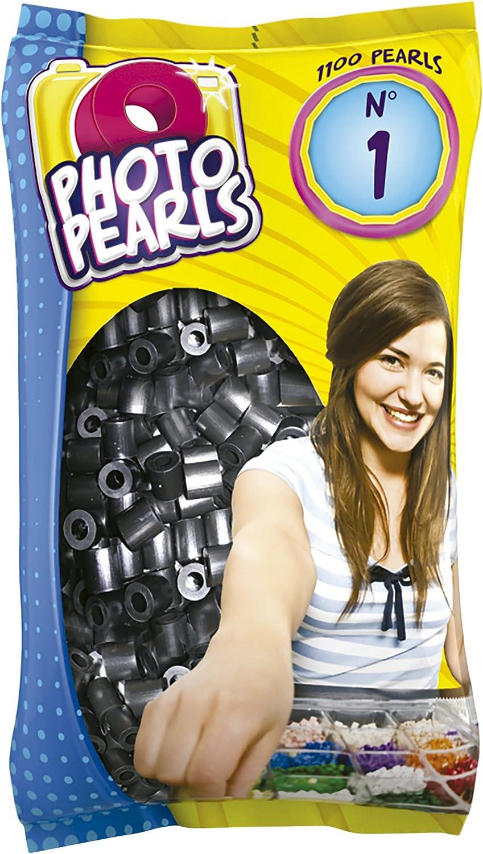 Photo Pearls 1.100 Perlas Bolsita de Recambio Goliath 35900015 Color Negro