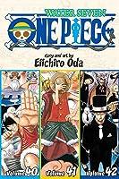One Piece (3-in-1 Edition) Volume 14: 40 41 42