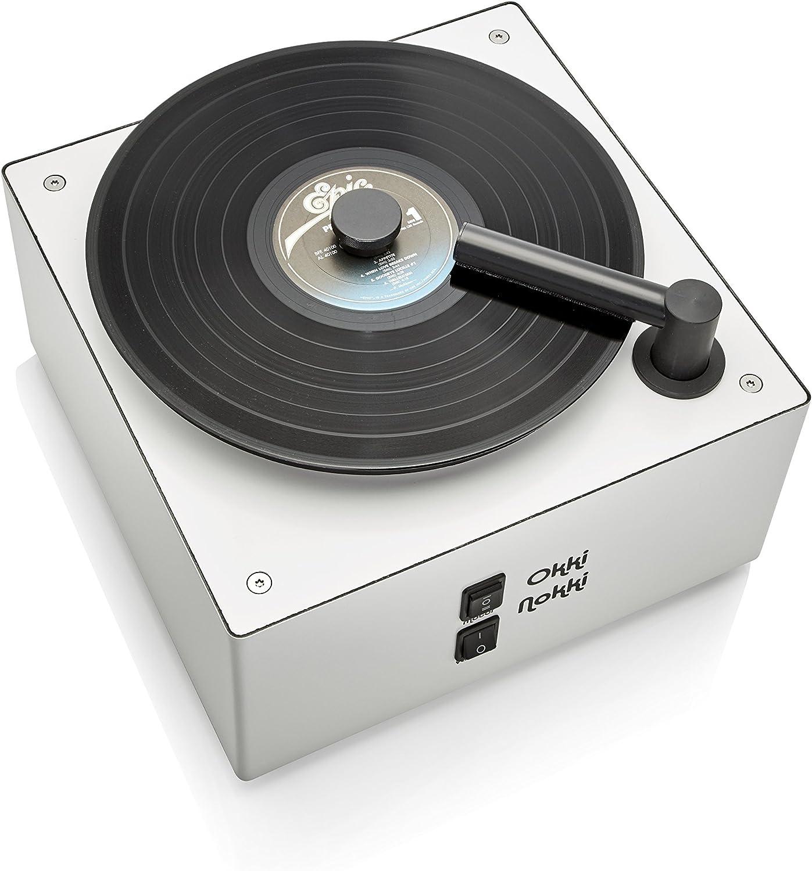 Amazon.com: Okki Nokki Record máquina de limpieza (Color ...