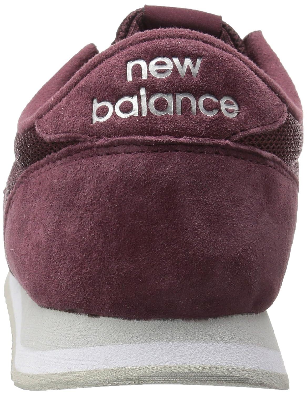 New Balance Unisex-Erwachsene U420 Laufschuhe Rot (Burgundy)