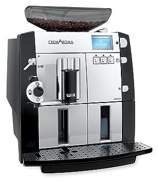 WIK 9752B - Máquina de café espresso y capuchino, color negro: Amazon.es: Hogar
