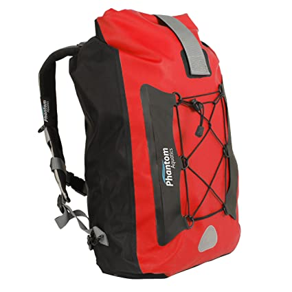 Phantom Aquatics Walrus 25 Premium Waterproof Backpack Dry Bag