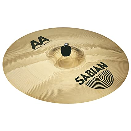 62883b7539e6 Amazon.com  Sabian AA 18 Inch Medium Crash  Musical Instruments