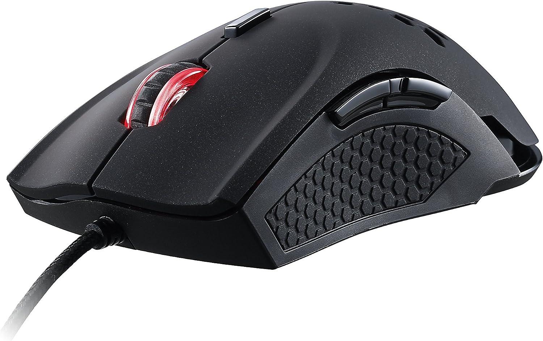 Thermaltake Mouse Esports Ventus X Plus MO-VXP-WDLOBK-01 (Optical; 10000 DPI; Black Color)