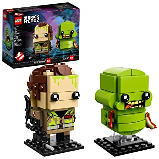 LEGO BrickHeadz Peter Venkman & Slimer 41622 Building Kit (228 Piece) 6225320