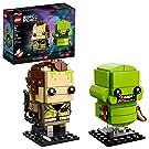 LEGO BrickHeadz Peter Venkman & Slimer 41622 Building Kit (228 Piece) (Amazon Exclusive)