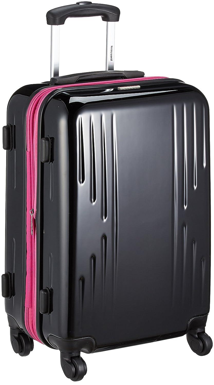 [ルコックスポルティフ] スーツケース ココキャリー 保証付 47L 59cm 3.6kg 36947  ブラック B075M8FQ6W