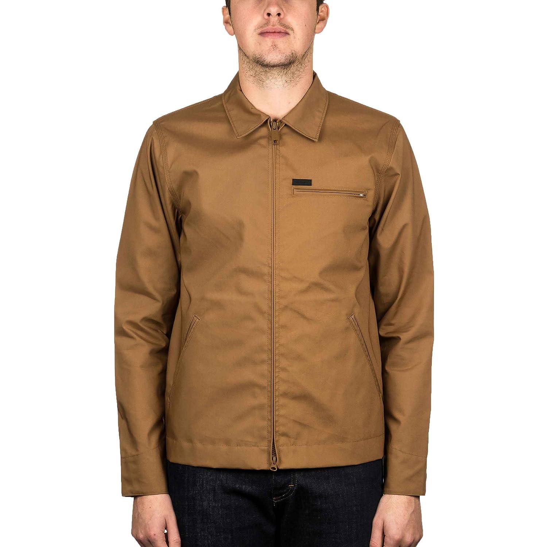 5b72b5694ad Carhartt Detroit' Jacket. Hamilton Brown.: Amazon.co.uk: Clothing