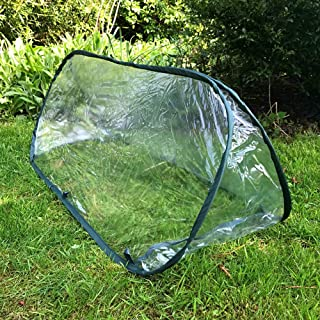 Leisure Traders Pop-Up Garden Poly Cloche Cold Frame Mini Greenhouse - Large