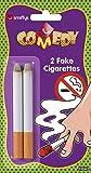 Smiffy's Men's Cigarettes Fake 2 Pieces