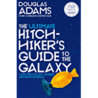 The Hitchhiker's Guide to the Galaxy Omnibus: A Trilogy in Five Parts