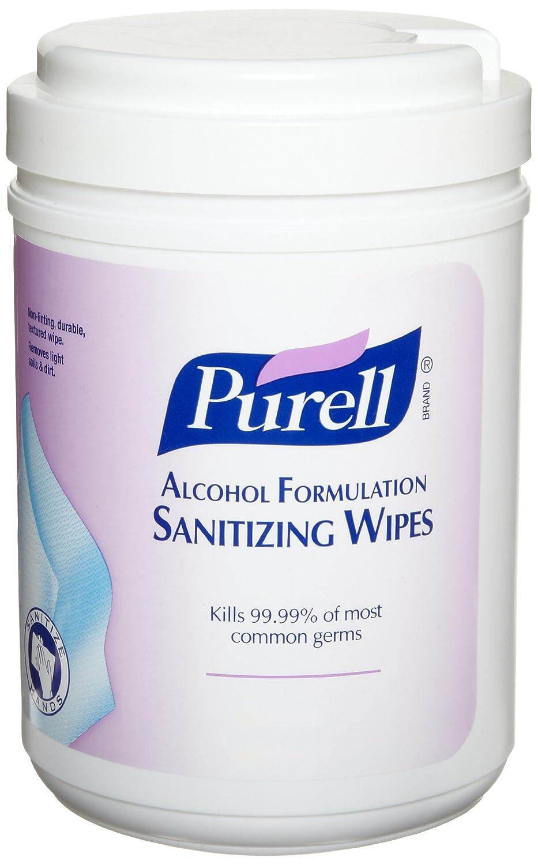 PURELL Alcohol Formulation Sanitizing Wipes
