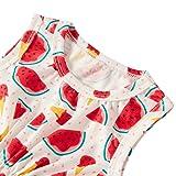 Leapparel Baby-Girls Sleeveless Pomp Tassel Romper