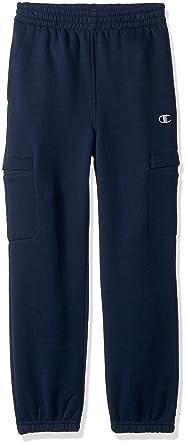 4018bee1b34c Amazon.com  Champion Little Boys  Active Jogger Pant  Clothing