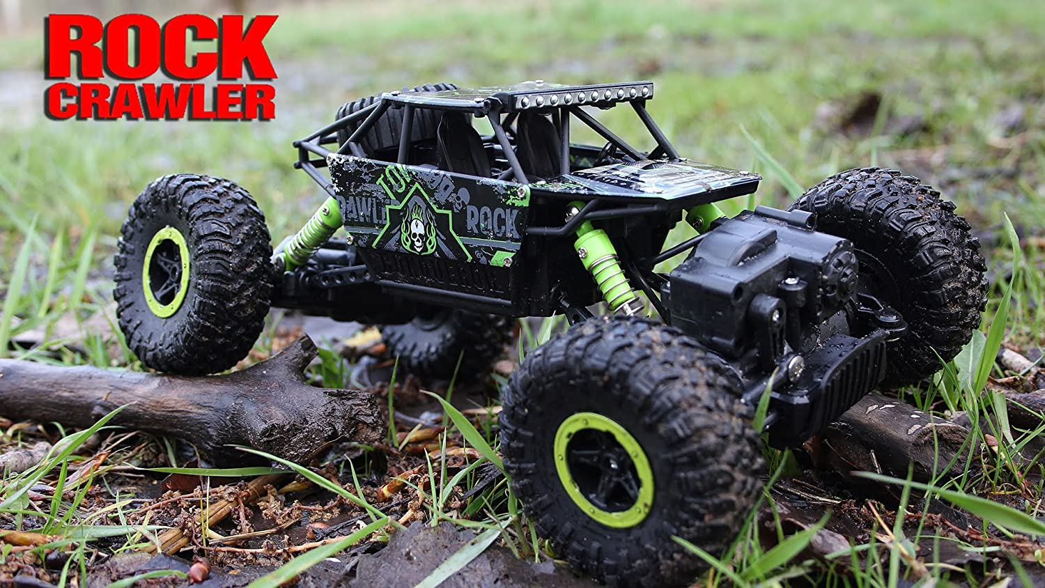 Lynrc HB P1803 Rock Crawler Buggy Hors Route 4WD Voiture RC ...