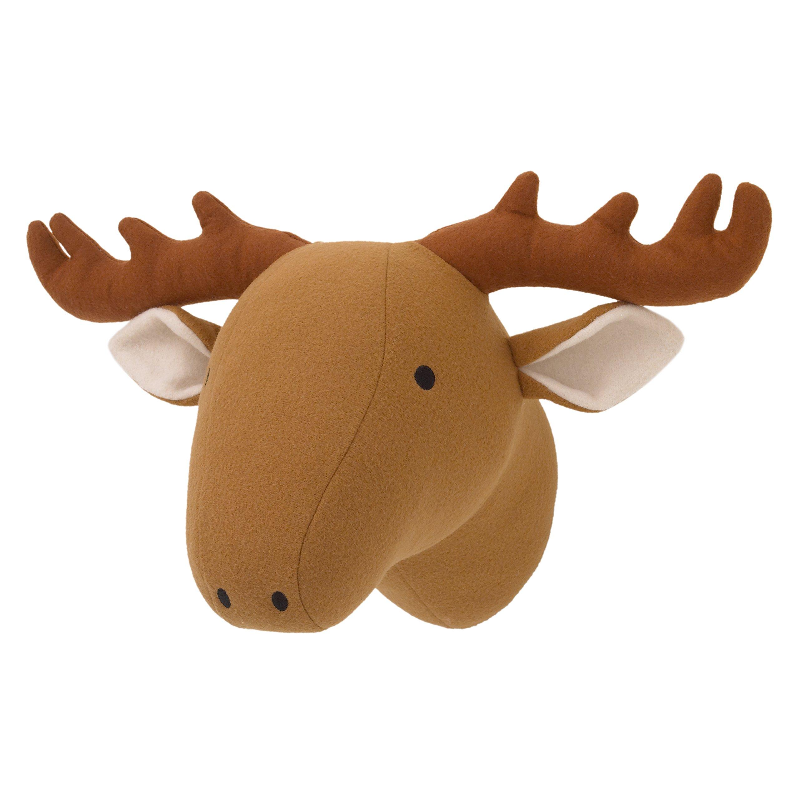 Amazon Little Love By Nojo Plush Head Nursery Wall Decor Deer